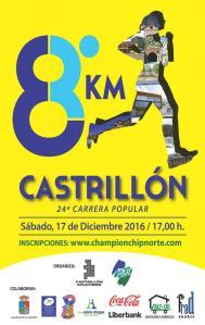8 km Castrillón